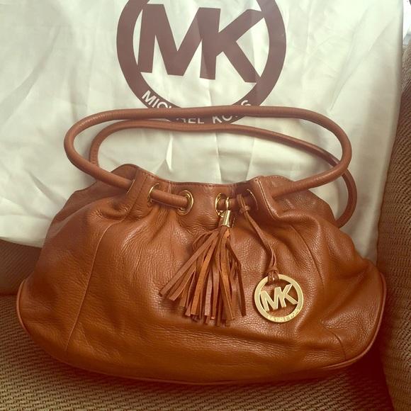 Ideal Michael Kors Bags | Tan Leather Bag | Poshmark QS69